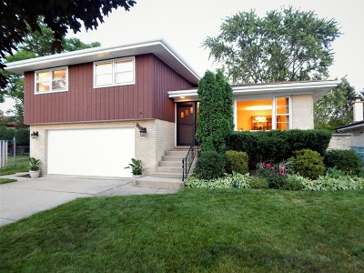 Single Family Home For Sale: 8179 West Catino Terrace
