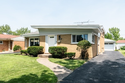 Westchester Single Family Home For Sale: 10846 Hastings Street
