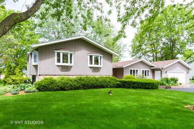 McHenry Single Family Home For Sale: 4817 Hampshire Lane