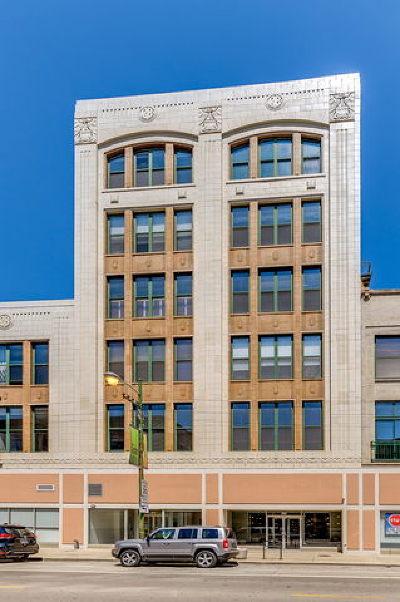 Condo/Townhouse For Sale: 3151 North Lincoln Avenue #514