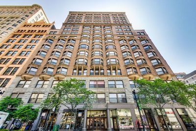 Condo/Townhouse For Sale: 431 South Dearborn Street #602