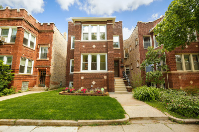 Single Family Home For Sale: 2650 West Argyle Street