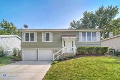 Bolingbrook Single Family Home For Sale: 557 Cottonwood Circle