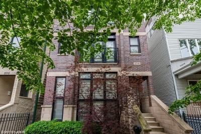 Chicago Condo/Townhouse New: 3316 North Clifton Avenue #1