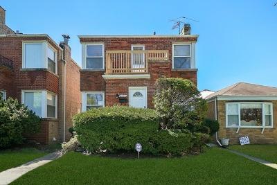 Single Family Home Price Change: 2611 West Jarlath Street