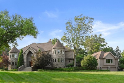 West Dundee Single Family Home For Sale: 35w411 Country School Road