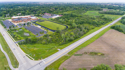 Frankfort Residential Lots & Land For Sale: Nec 80th Ave. & Laraway Road
