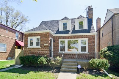 Single Family Home For Sale: 2827 West Chase Avenue
