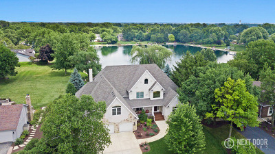 Naperville Single Family Home For Sale: 10s477 Windjammer Lane