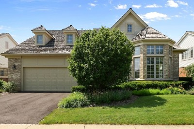 Glenview Single Family Home For Sale: 1916 Wyndham Circle