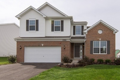 Hoffman Estates Single Family Home For Sale: 5781 Chatham Drive