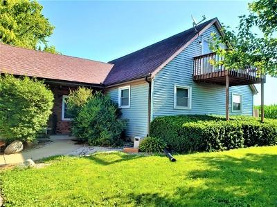 Leroy Single Family Home New: 1102 East Washington Street