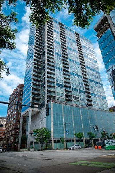 Condo/Townhouse For Sale: 611 South Wells Street #1107