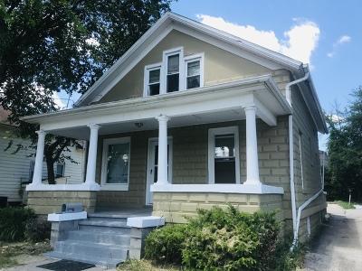 Aurora Single Family Home For Sale: 815 Oliver Avenue