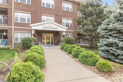 South Elgin Condo/Townhouse For Sale: 10 North Gilbert Street #115