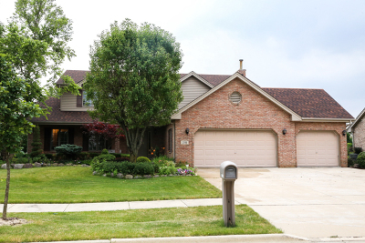 Woodridge Single Family Home For Sale: 2115 Aston Drive