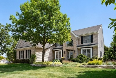 Algonquin Single Family Home For Sale: 1 Brindlewood Court