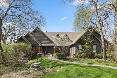 Naperville Single Family Home Contingent: 1129 Kinsie Court
