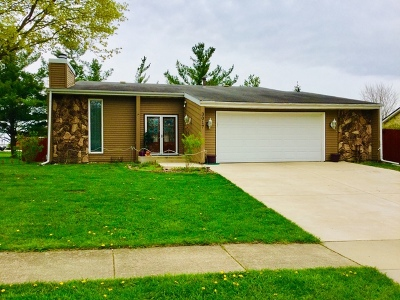 Single Family Home For Sale: 3017 Carlene Drive