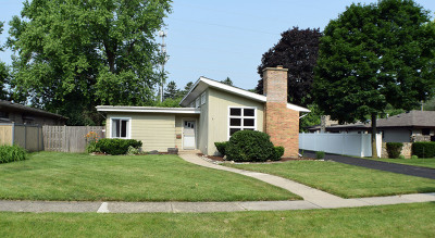 Libertyville Single Family Home For Sale: 159 Woodland Road