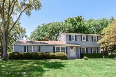 Barrington Single Family Home For Sale: 110 Wedgewood Drive