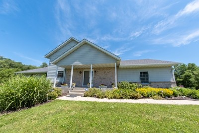 Rockford Single Family Home For Sale: 6432 South Meridian Road