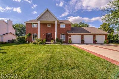Single Family Home For Sale: 902 Ironwood Cc Drive