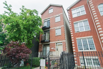 Condo/Townhouse For Sale: 1310 North Cleaver Street #3