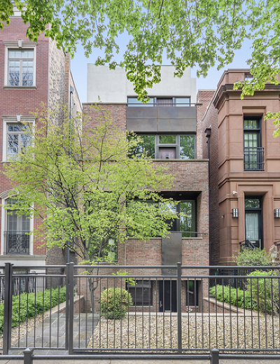 Single Family Home For Sale: 2427 North Burling Street
