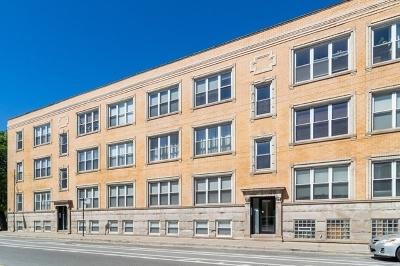 Condo/Townhouse For Sale: 2714 North Kedzie Avenue #3