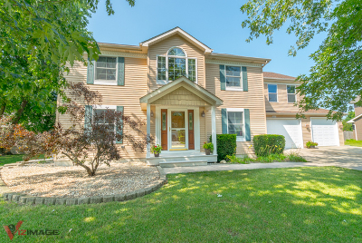 Joliet Single Family Home For Sale: 3011 Somme Court