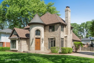 Hinsdale IL Single Family Home New: $899,000
