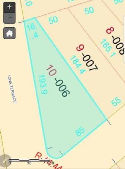 Mc Henry County Residential Lots & Land For Sale: 1512 Seminole Road