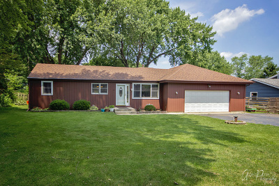 McHenry Single Family Home For Sale: 2918 Virginia Avenue
