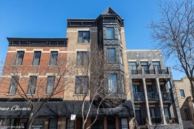 Condo/Townhouse For Sale: 2151 North Southport Avenue #3A