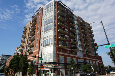 Chicago Condo/Townhouse For Sale: 1201 West Adams Street #1008
