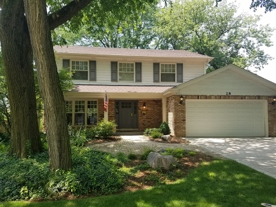 Hinsdale IL Single Family Home New: $697,500