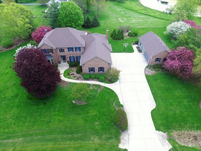 Batavia Single Family Home Price Change: 38w161 Grove Hill Court