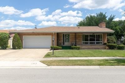 La Grange Park Single Family Home For Sale: 1401 Scotdale Road