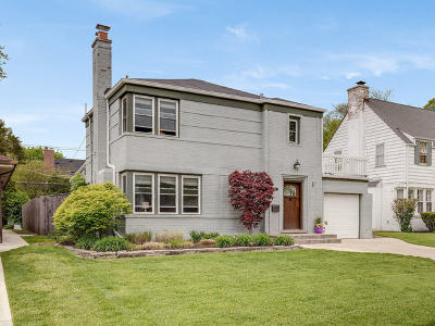 La Grange Single Family Home For Sale: 620 South Madison Avenue