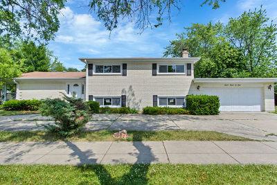 Morton Grove Single Family Home Price Change: 9401 North Washington Street