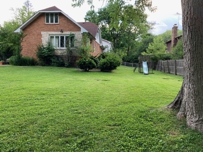 Glenview Single Family Home For Sale: 1153 Harms Road