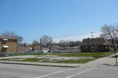 Chicago Residential Lots & Land New: 2849 West 79th Street