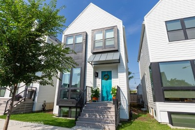 Single Family Home For Sale: 3656 North Kenneth Avenue