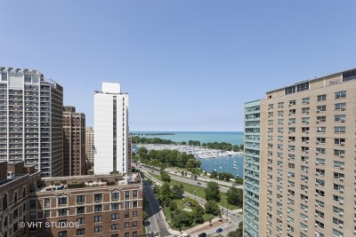 Condo/Townhouse For Sale: 3150 North Sheridan Road #21A