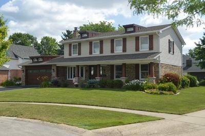 Elk Grove Village Single Family Home For Sale: 665 Fairfield Circle