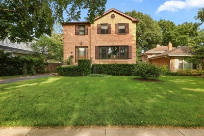 Highland Park Single Family Home Contingent: 1379 Sherwood Road