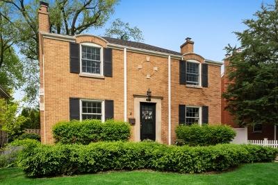 Elmhurst Single Family Home For Sale: 284 South Lawndale Avenue