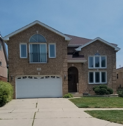 Des Plaines Single Family Home For Sale: 2271 Westview Drive