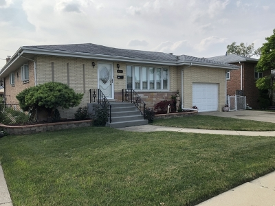 Single Family Home Price Change: 4914 North Clifton Avenue